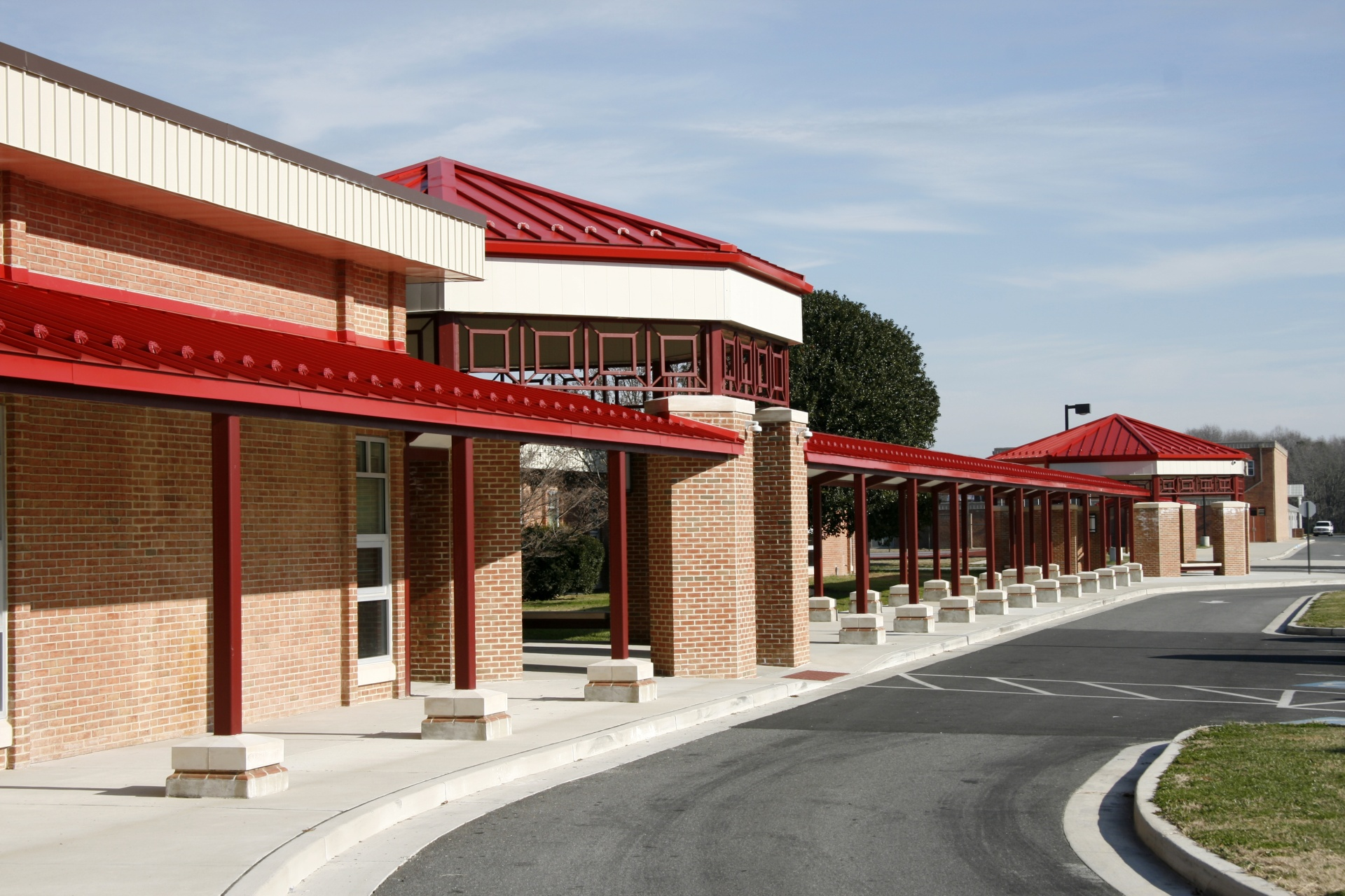 Colonel Richardson High School