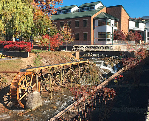 the water wheel is back noelker and hull associates inc