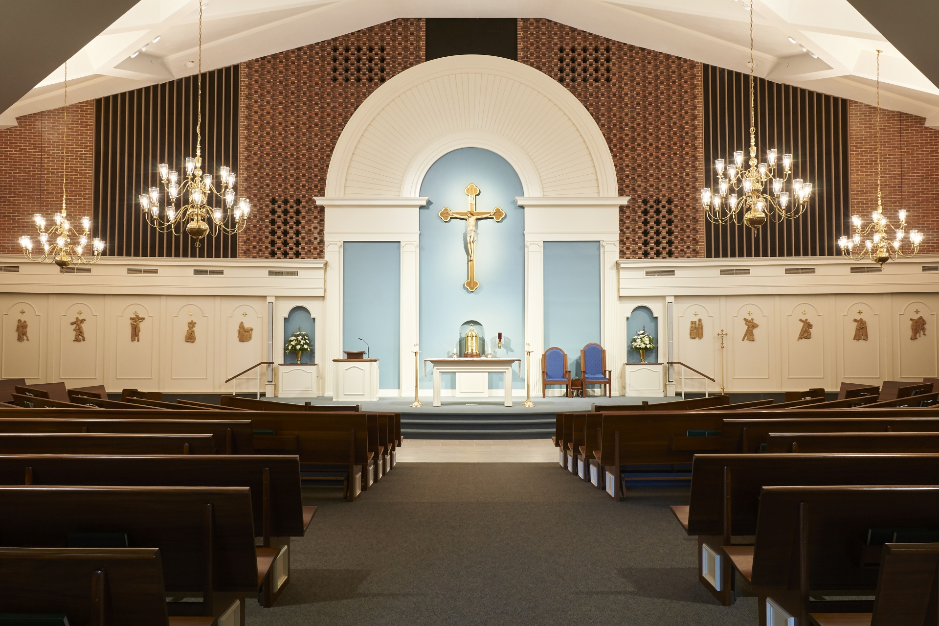 Religious Architecture - St. Elizabeth Ann Seton Catholic Church