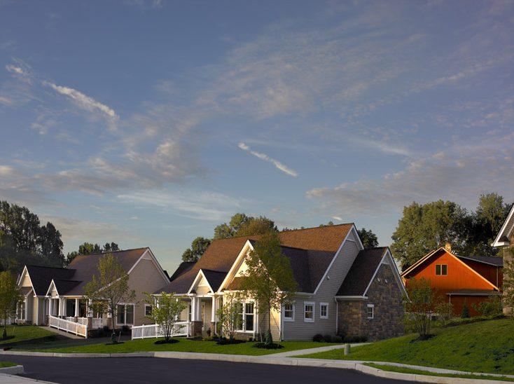 White Horse Village Noelker And Hull Associates Inc