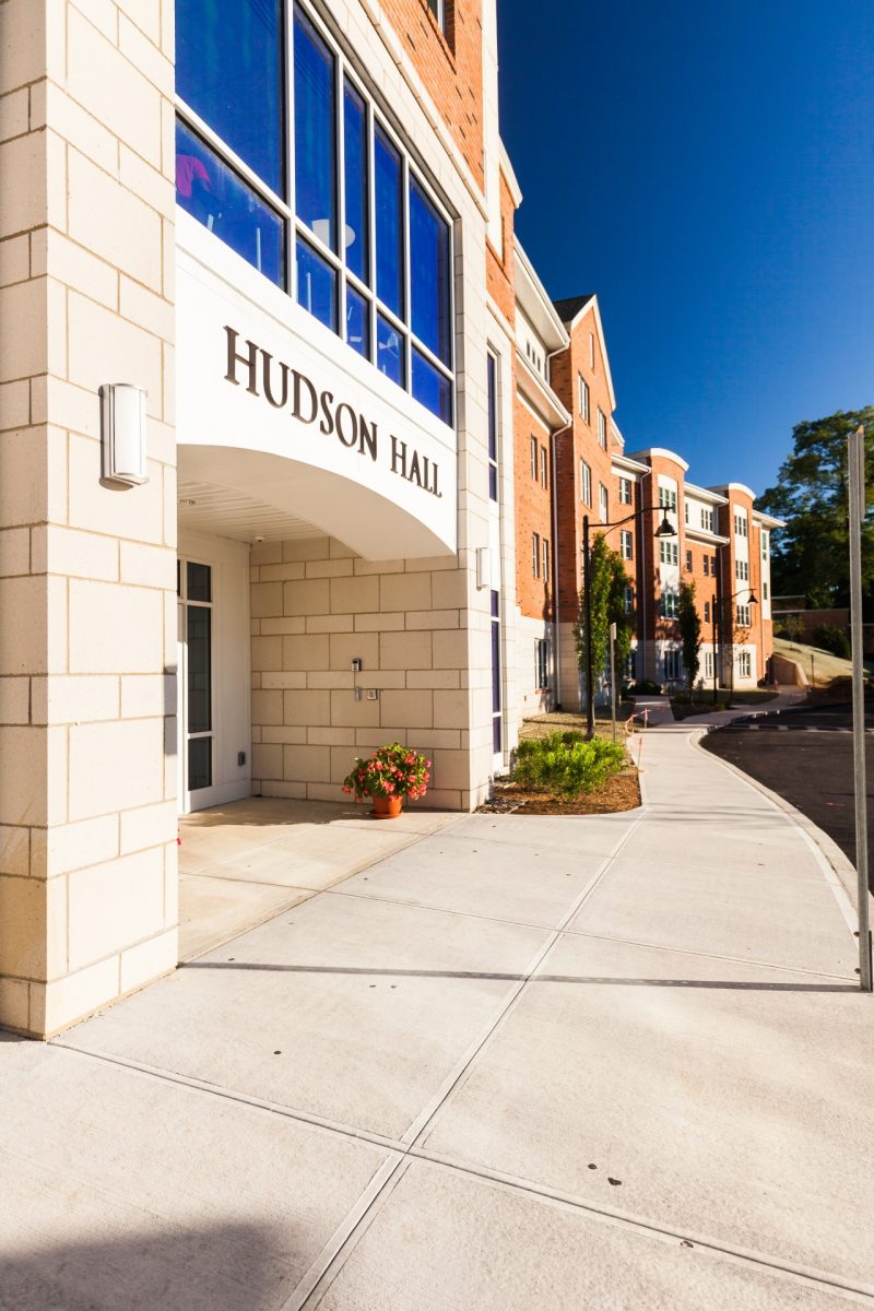 New Residence Hall - Hudson Hall at Mercy College