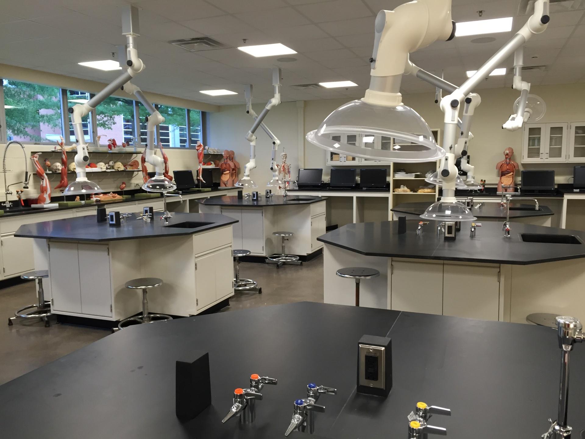 laboratory science technology building lab state harrisburg university psu pennsylvania inc