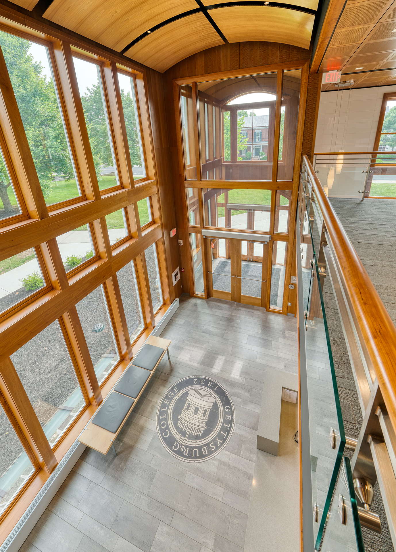 Interior Design Our Expertise Noelker And Hull Associates Inc